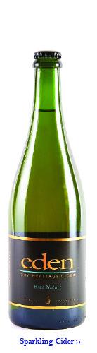 Eden Sparkling Ciders